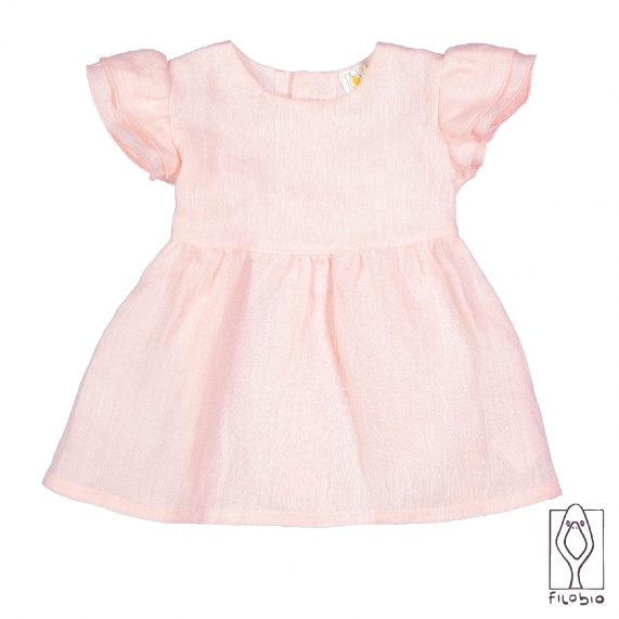 Baby Dress with ruffles